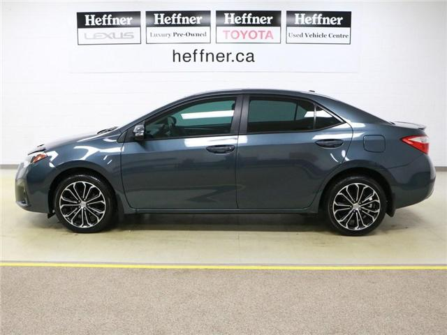 2015 Toyota Corolla S (Stk: 186036) in Kitchener - Image 5 of 21
