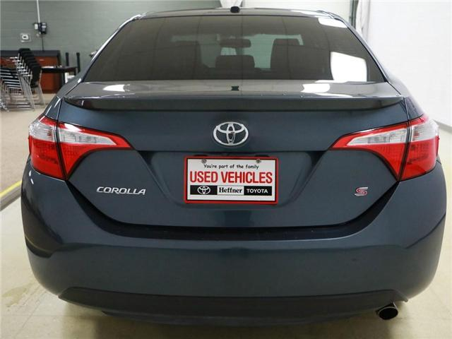 2015 Toyota Corolla S (Stk: 186036) in Kitchener - Image 8 of 21