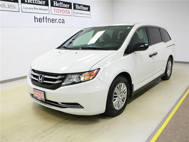 2015 Honda Odyssey LX (Stk: 186053) in Kitchener - Image 1 of 22