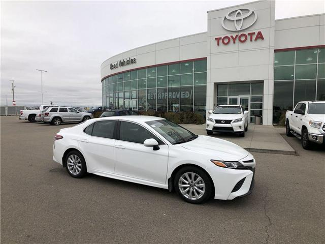 2018 Toyota Camry SE (Stk: 284215) in Calgary - Image 1 of 15