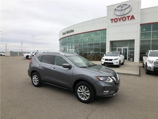 2018 Nissan Rogue SV (Stk: 284188) in Calgary - Image 1 of 15
