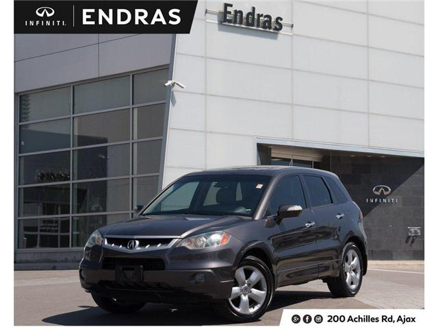 Used Acura RDX For Sale In Ajax Endras Infiniti - Used acura rdx for sale