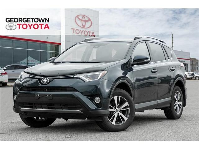 2017 Toyota RAV4  (Stk: 17-27928) in Georgetown - Image 1 of 19