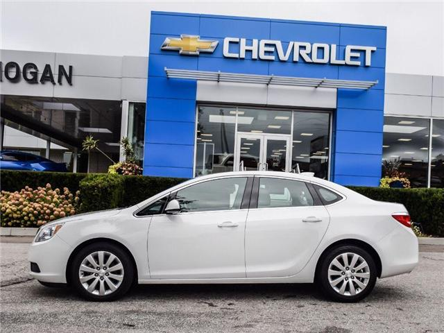 2016 Buick Verano Base (Stk: A166090) in Scarborough - Image 2 of 25