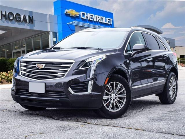 2017 Cadillac XT5 Luxury (Stk: W3114453) in Scarborough - Image 1 of 26