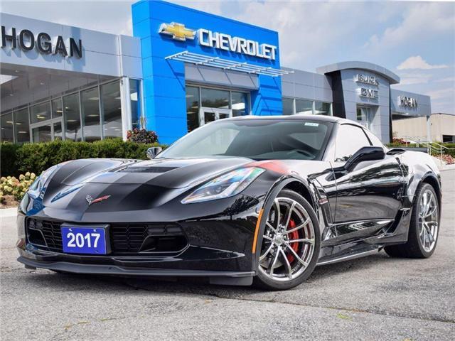 2017 Chevrolet Corvette Grand Sport (Stk: W3101948) in Scarborough - Image 1 of 24