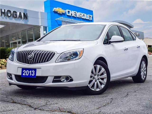 2013 Buick Verano Base (Stk: WN241575) in Scarborough - Image 1 of 26