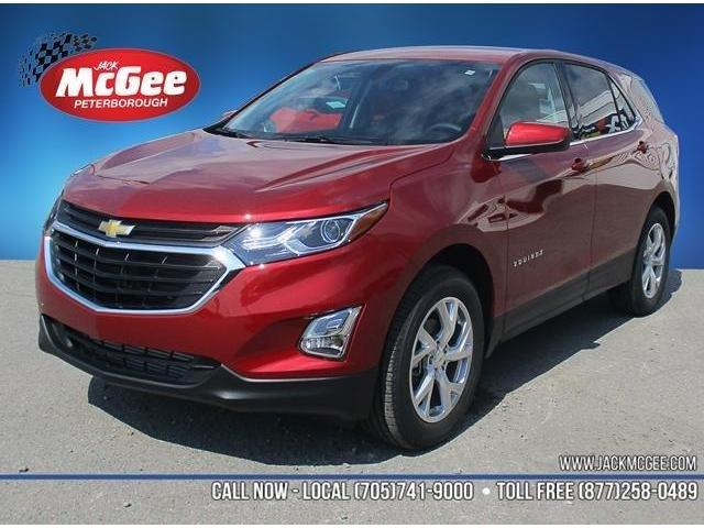 2019 Chevrolet Equinox 1LT (Stk: 19054) in Peterborough - Image 1 of 3