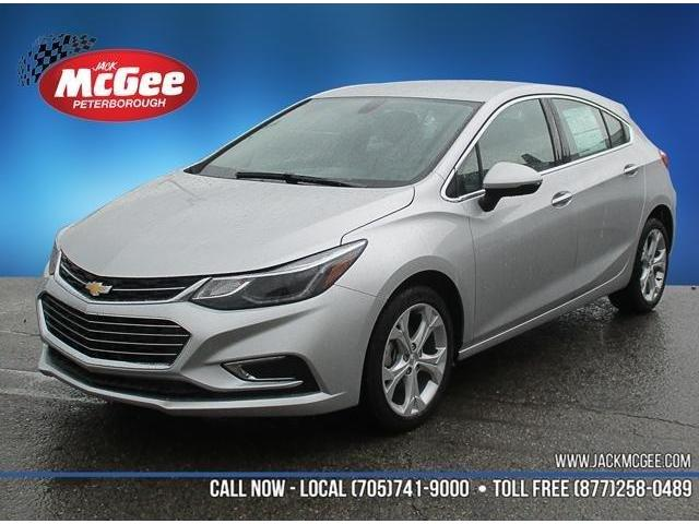 2018 Chevrolet Cruze Premier Auto (Stk: 18894) in Peterborough - Image 2 of 4
