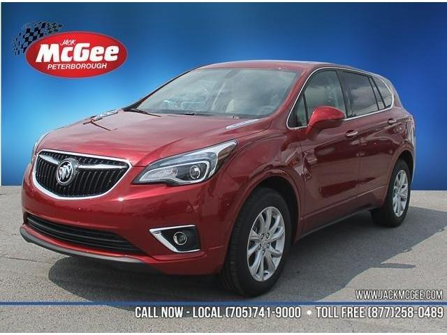 2019 Buick Envision Preferred (Stk: 19047) in Peterborough - Image 1 of 3