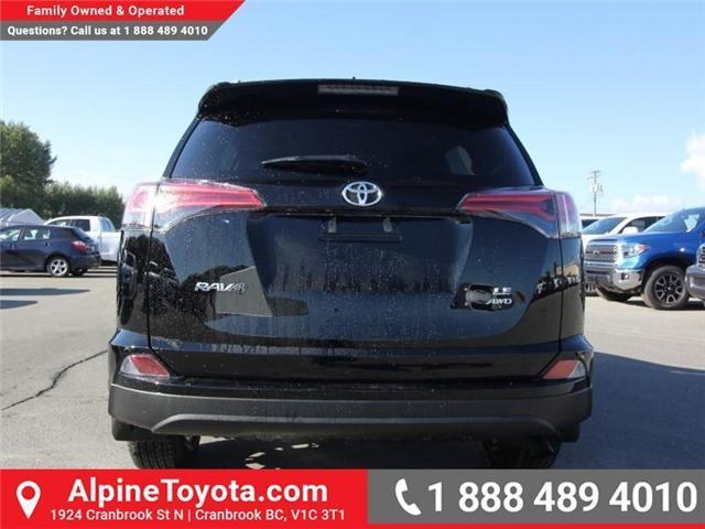 2018 Toyota RAV4 LE (Stk: W824730) in Cranbrook - Image 4 of 18