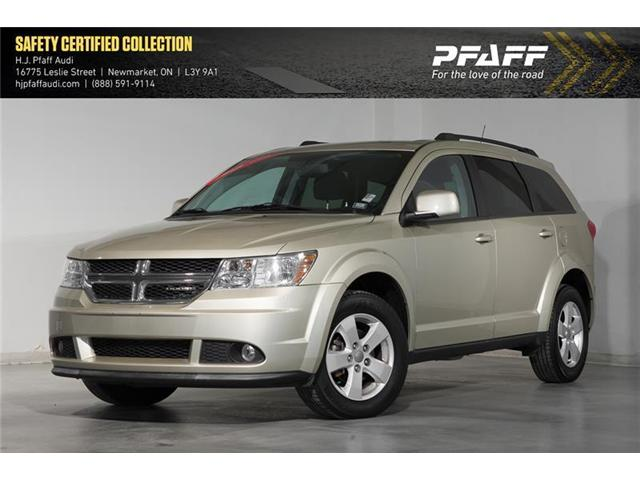 2011 Dodge Journey SXT (Stk: A11626A) in Newmarket - Image 1 of 16