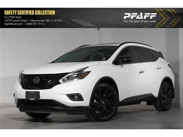 2018 Nissan Murano Midnight Edition (Stk: A11649A) in Newmarket - Image 1 of 18