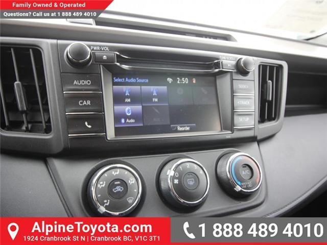 2018 Toyota RAV4 LE (Stk: W826642) in Cranbrook - Image 13 of 18