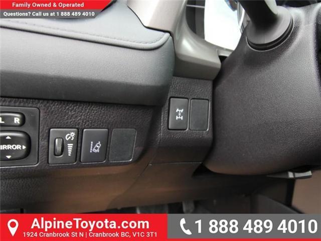 2018 Toyota RAV4 LE (Stk: W826642) in Cranbrook - Image 15 of 18
