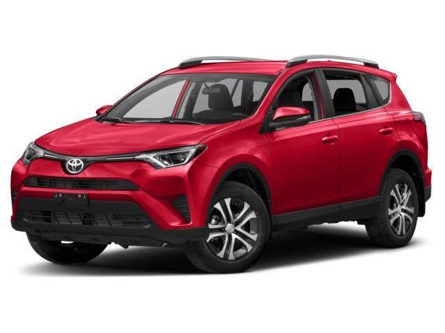 2018 Toyota RAV4 LE (Stk: 18581) in Brandon - Image 1 of 9