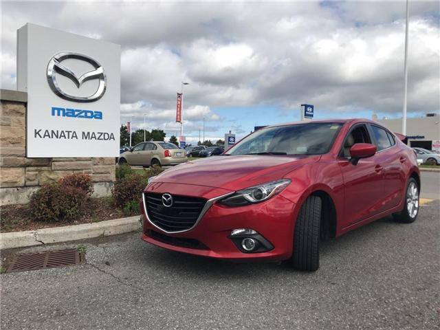 2015 Mazda Mazda3 GT (Stk: M801) in Ottawa - Image 1 of 23