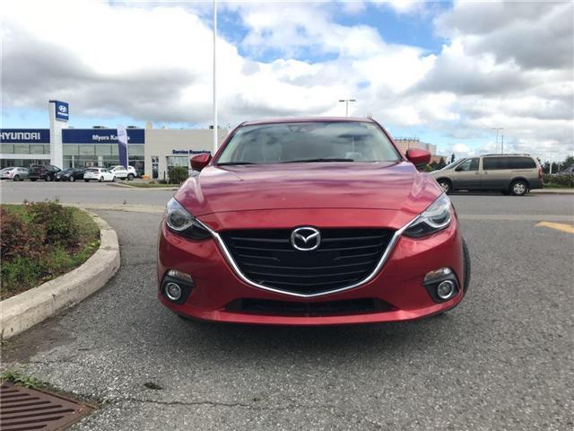 2015 Mazda Mazda3 GT (Stk: M801) in Ottawa - Image 2 of 23