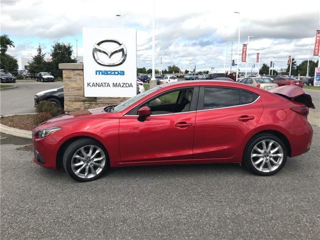 2015 Mazda Mazda3 GT (Stk: M801) in Ottawa - Image 3 of 23