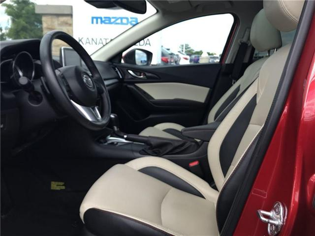 2015 Mazda Mazda3 GT (Stk: M801) in Ottawa - Image 14 of 23