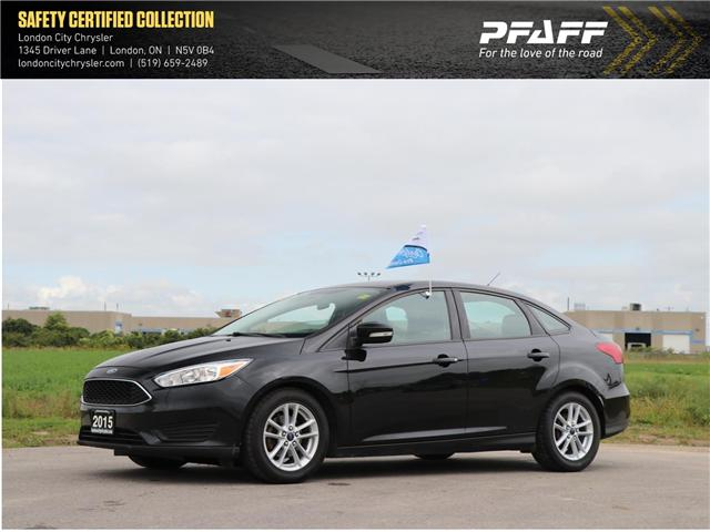 2015 Ford Focus  (Stk: 8926A) in London - Image 1 of 19