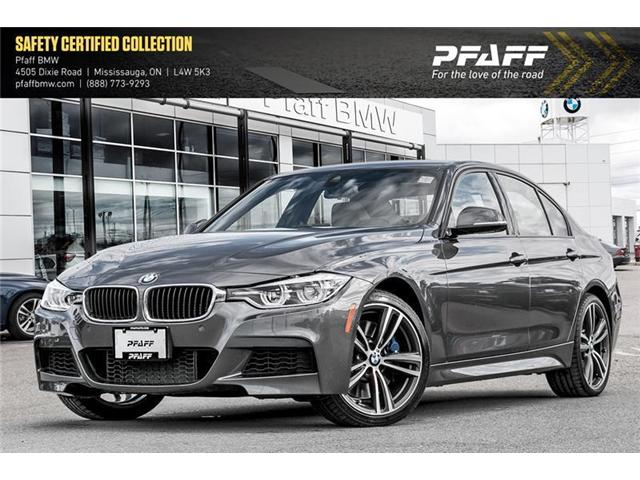 2016 BMW 340 i xDrive (Stk: 20725A) in Mississauga - Image 1 of 20