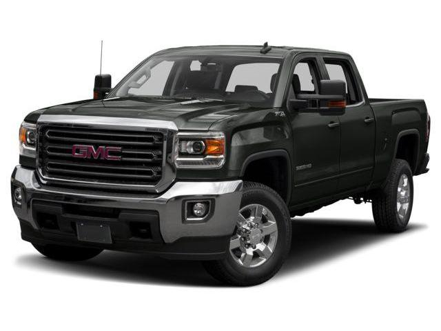 2019 GMC Sierra 3500HD SLT (Stk: 168016) in Medicine Hat - Image 1 of 9