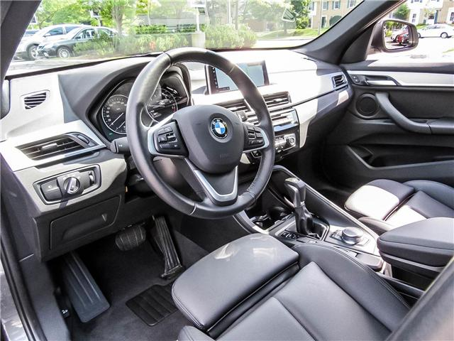 2018 BMW X1 xDrive28i (Stk: P8498) in Thornhill - Image 10 of 28