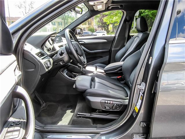 2018 BMW X1 xDrive28i (Stk: P8498) in Thornhill - Image 11 of 28