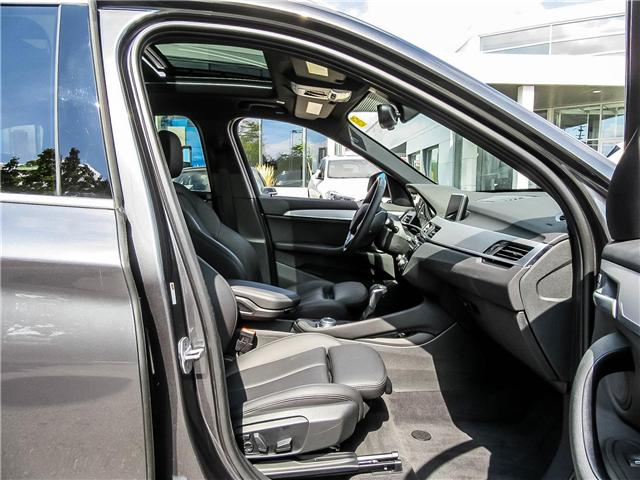 2018 BMW X1 xDrive28i (Stk: P8498) in Thornhill - Image 17 of 28