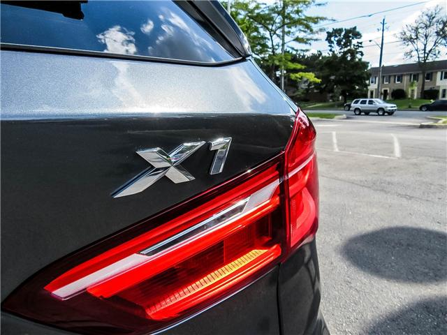 2018 BMW X1 xDrive28i (Stk: P8498) in Thornhill - Image 21 of 28