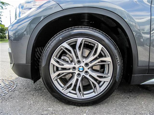 2018 BMW X1 xDrive28i (Stk: P8498) in Thornhill - Image 22 of 28