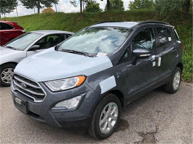 2018 Ford EcoSport SE (Stk: IEC8546) in Uxbridge - Image 1 of 5