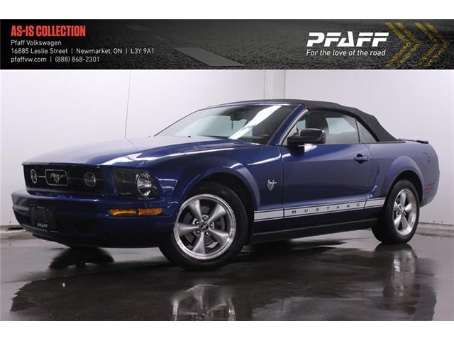 2009 Ford Mustang V6 (Stk: V2742A) in Newmarket - Image 1 of 16