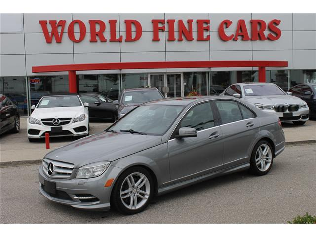 2011 Mercedes-Benz C-Class  (Stk: 16270) in Toronto - Image 1 of 23