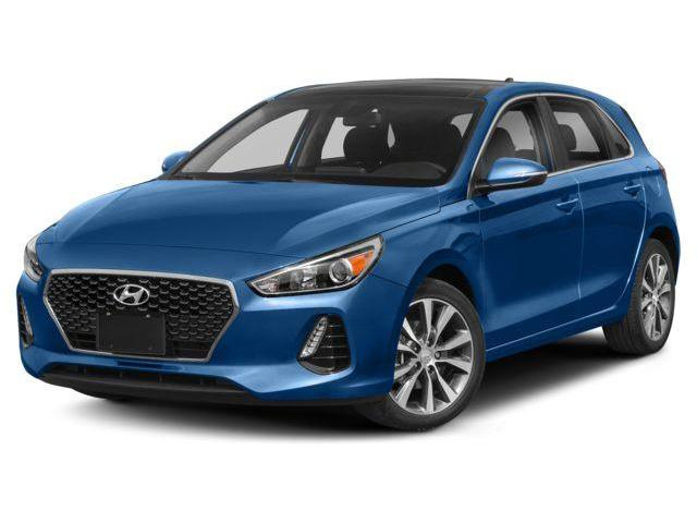 2018 Hyundai Elantra GT GLS (Stk: 18929) in Ajax - Image 1 of 9