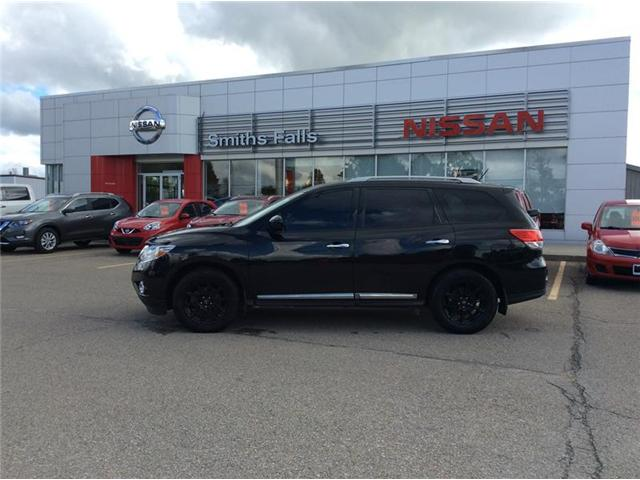 2016 Nissan Pathfinder SL (Stk: 18-020B) in Smiths Falls - Image 1 of 13
