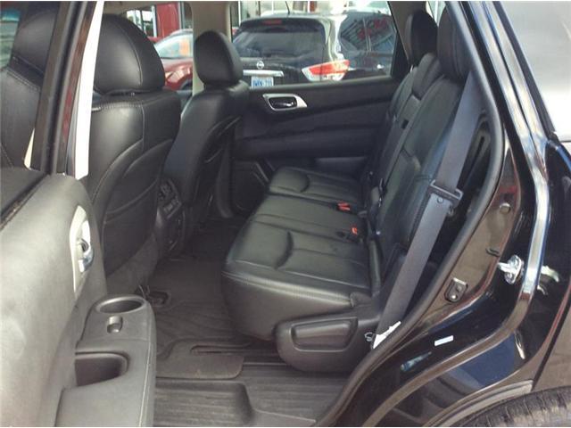 2016 Nissan Pathfinder SL (Stk: 18-020B) in Smiths Falls - Image 4 of 13