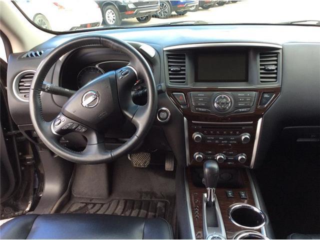 2016 Nissan Pathfinder SL (Stk: 18-020B) in Smiths Falls - Image 5 of 13