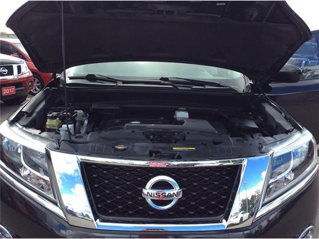 2016 Nissan Pathfinder SL (Stk: 18-020B) in Smiths Falls - Image 7 of 13