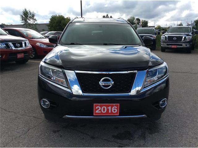 2016 Nissan Pathfinder SL (Stk: 18-020B) in Smiths Falls - Image 13 of 13