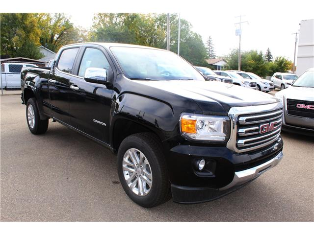 2018 GMC Canyon SLT (Stk: 197418) in Brooks - Image 1 of 27