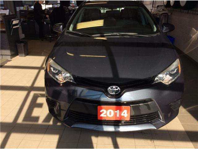 2014 Toyota Corolla LE (Stk: 10865) in Thunder Bay - Image 2 of 17