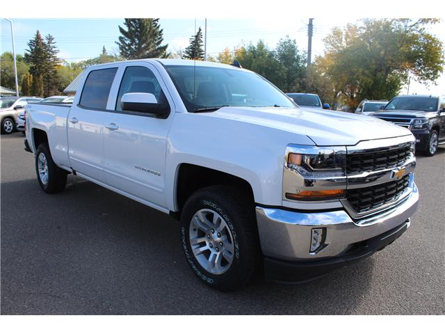 2018 Chevrolet Silverado 1500 1LT (Stk: 194943) in Brooks - Image 1 of 25