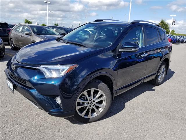 2017 Toyota RAV4 Limited (Stk: 098E1268) in Ottawa - Image 1 of 25