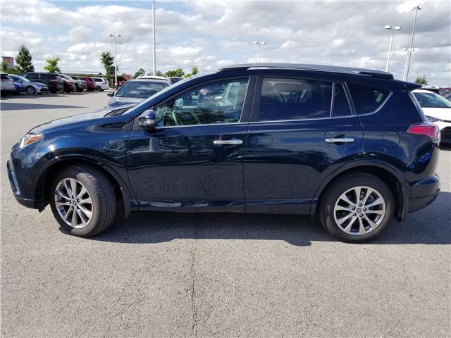 2017 Toyota RAV4 Limited (Stk: 098E1268) in Ottawa - Image 2 of 25