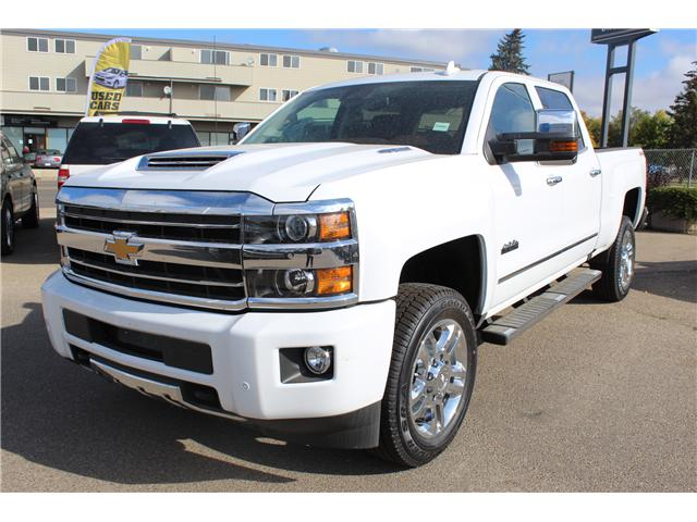 2019 Chevrolet Silverado 2500HD High Country (Stk: 197058) in Brooks - Image 3 of 25