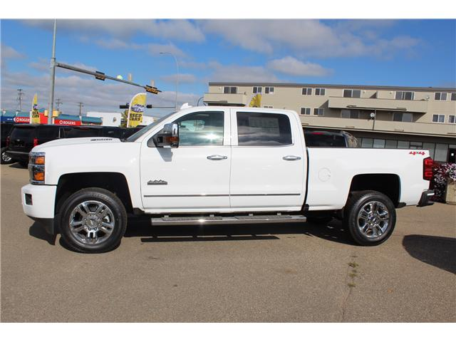 2019 Chevrolet Silverado 2500HD High Country (Stk: 197058) in Brooks - Image 4 of 25