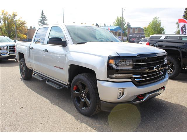 2018 Chevrolet Silverado 1500 2LT (Stk: 197016) in Brooks - Image 1 of 19
