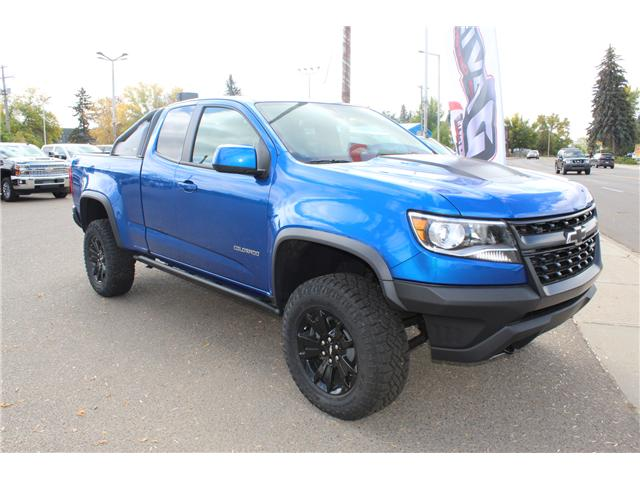 2018 Chevrolet Colorado ZR2 (Stk: 197876) in Brooks - Image 1 of 21
